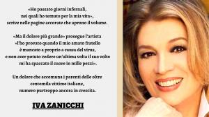 Iva Zanicchi e la sua esperienza Covid-19