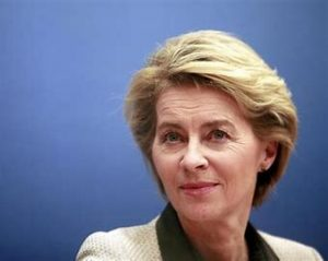 Ursula Gertrud von der Leyen